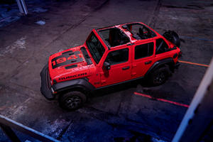 Super Limited Jeep Wrangler 1941 Edition Costs Over $80,000