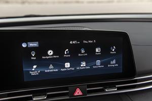 2021 Hyundai Elantra's Advanced AI Will Learn Your Habits