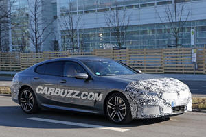 BMW 8 Series Gran Coupe Is Getting A Fresh New Face