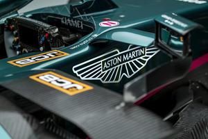Aston Martin Returns To Formula One With Updated Logo