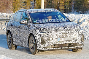 Audi Already Has An Answer To Volvo's C40 Recharge