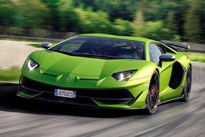 Lamborghini Aventador SVJ Recalled To Fix Serious Issue