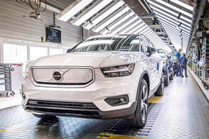 Volvo Forgot To Activate US-Bound XC40 Recharge Software
