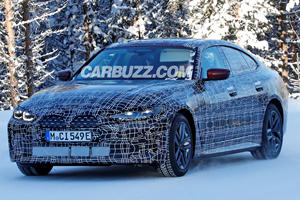 Leaked: These Are BMW's iX and i4 EV Model Designations