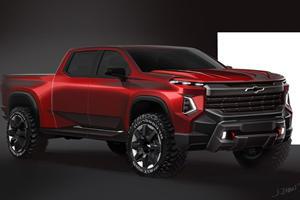 Chevy Designer Reveals The Perfect Future Silverado