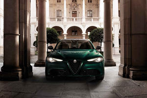 Introducing The Alfa Romeo Giulia Veloce Visconti Edition