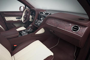 Bentley Adds New Bespoke Bentayga Mulliner Options