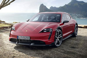 Fully Loaded Porsche Taycan Cross Turismo Costs $260,000