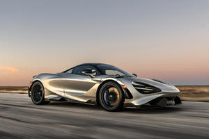 Say Hello To Hennessey's 1,000-HP McLaren 765LT