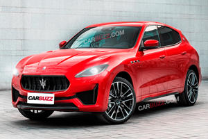 This Is Maserati's New Grecale Before You're Supposed To See It