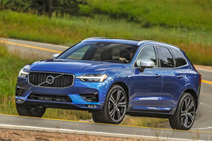 80 Percent Of Volvos Sold In America In 2021 Have Been SUVs