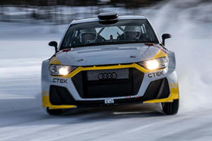 Audi Quattro Will Tear Up A Rally Stage Again Soon