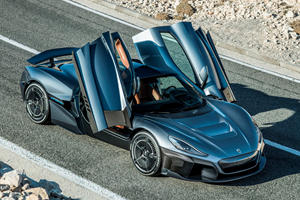 Official: Porsche Just Bought An Even Greater Stake In Rimac