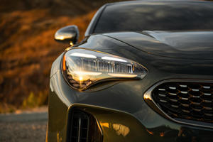 TEASED: 2022 Kia Stinger Coming With Fresh New Styling