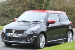 Suzuki Launches Swift Sport SZ-R in UK
