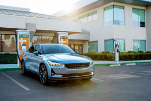 Polestar Launches Innovative App-Based Charging Solution