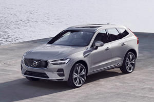 2022 Volvo XC60 Gets Sharper Looks And Smarter Infotainment
