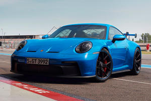 New Porsche 911 GT3 Has Something In Common With A Superyacht