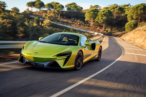 McLaren Eager To Prove Artura Hybrid's Reliability