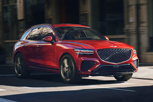Genesis GV70 Fuel Economy Is Worse Than We Expected