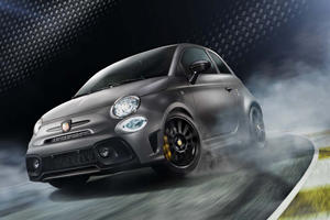 New Special Edition Abarth 500 Is Americans' Forbidden Fruit