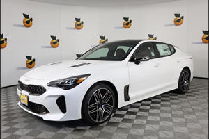 2022 Kia Stinger Leaks Early With Updated Styling And More Power