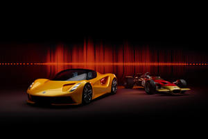 Lotus Evija's Fake Noise Inspired By Iconic F1 Car