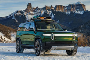 Rivian R1S Is The Ultimate Camping Adventure Truck