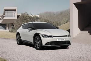 Presenting The All-Electric 2022 Kia EV6