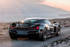 Rimac C_Two Excels In Extreme Weather Testing