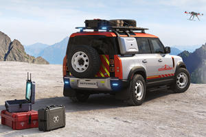 Land Rover Awarding Special Defenders To Special People