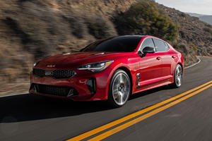 2022 Kia Stinger Arrives With New 300-HP Base Engine And Refined Styling