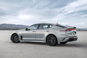 Kia Says More Stinger Special Editions Are Coming