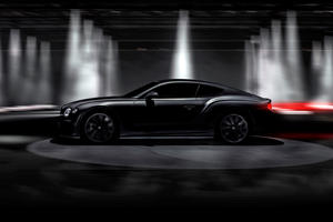 TEASED: This Is The New Bentley Continental Speed GT