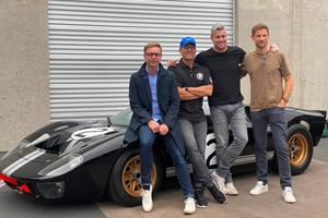Jenson Button Revives Legendary British Coachbuilder Radford