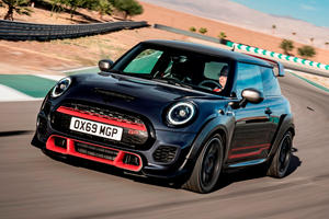Official: Mini Ditching Combustion Engines For Good