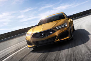 This Is When The Acura TLX Type S Will Arrive