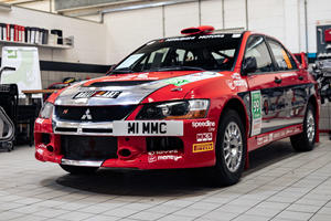 Here's Your Chance To Own A Championship-Winning Lancer Evolution