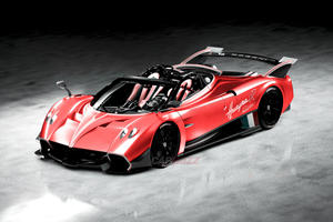 This Is The Pagani Convertible Of Our Dreams