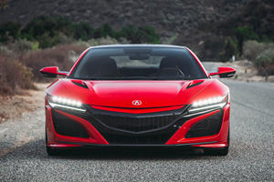 The Future Doesn't Look Great For The Acura NSX