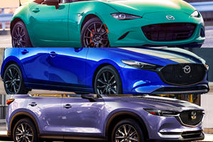 Mazda Ready To Unleash A Wave Of New Colors