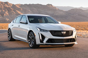 Cadillac CT5-V Blackwing Has Something In Common With AMG