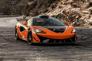 McLaren Says Goodbye To The Sports Series With Final McLaren 620R