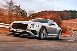 Introducing The 2022 Continental GT Speed, The Most Capable Bentley Ever