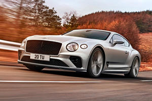 Bentley Has A Plan To Save The Combustion Engine