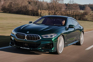 2022 BMW Alpina B8 Gran Coupe First Look Review: More Elegant 8 Series