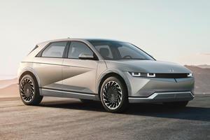 Hyundai Ioniq 5 Receiving Same Technology As Porsche Taycan
