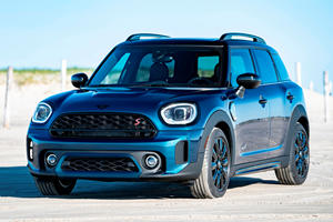 2022 Mini Countryman Boardwalk Edition Comes To America With Special Price Tag