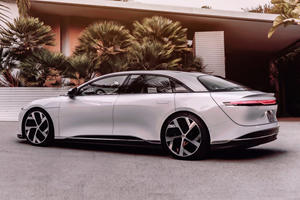 Lucid CEO Wants $25,000 Electric Cars