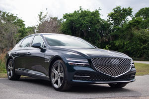 2021 Genesis G80 Test Drive Review: Luxury Has A New Face